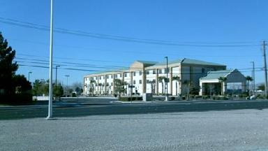 Holiday Inn Express-nellis - Homestead Business Directory