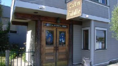 Cat N 'Fiddle - Sausalito, CA