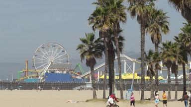 City Of Santa Monica Pier - Santa Monica, CA