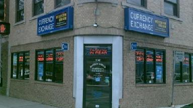 Madison Harlem Currency Exch