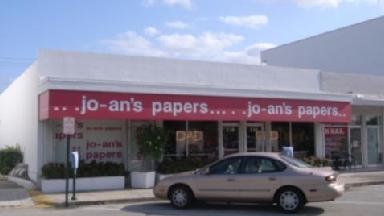 Jo-an's Papers - Homestead Business Directory