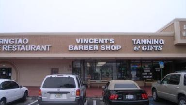 Vincent's Men's Hairstyling