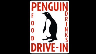 The Penguin Drive-In