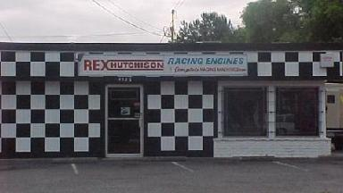 Rex Hutchison Racing Engines