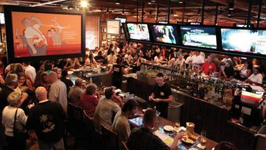 Smokey Bones Bar & Fire Grill - Youngstown, OH