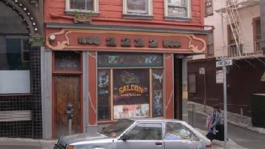 Saloon, The - San Francisco, CA