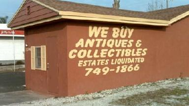 Antiques George M Hicks - Homestead Business Directory