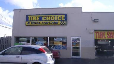 Tire Choice Total Car Care - Homestead Business Directory