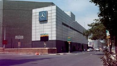 Mercedes Benz Manhattan Inc