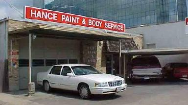 Hance Paint & Body Svc - Homestead Business Directory