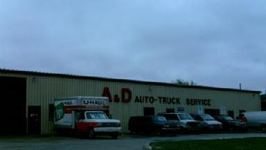 A & D Auto & Truck Svc - Homestead Business Directory