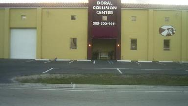 Doral Collision Ctr Inc - Homestead Business Directory
