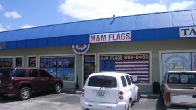 M & M Flags & Banners Inc - Homestead Business Directory