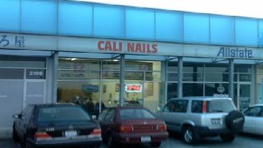 Cali Nails - Homestead Business Directory