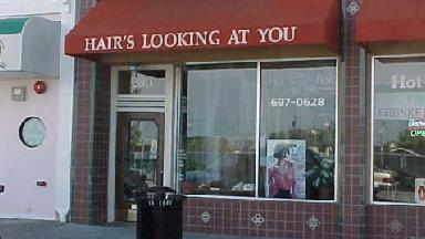 Hair Looking At You - Homestead Business Directory