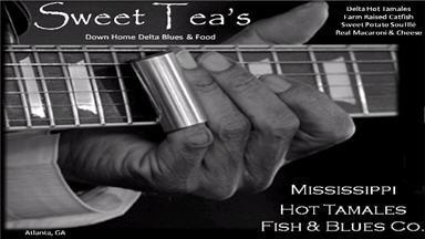 Sweet Tea&#039;s Catfish &amp; Blues Co.