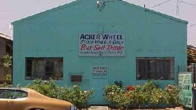 Acker Wheels Stock Wheels Only - Homestead Business Directory
