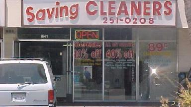 Saving Cleaners - Homestead Business Directory