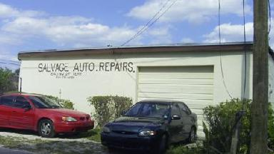 Salvage Auto Repair - Homestead Business Directory