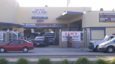 Sam's Auto Body - Homestead Business Directory