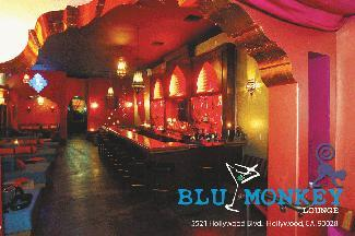 Blu Monkey Bar & Lounge