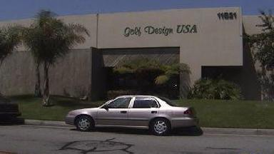 Golf Design Usa