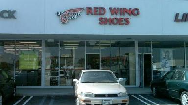 Red Wing Shoe Store - Homestead Business Directory