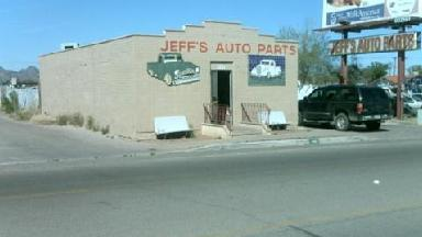 Jeff's Used Parts - Homestead Business Directory