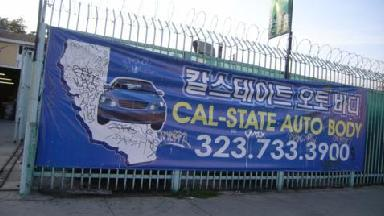 Cal-state Autobody & Repair - Homestead Business Directory