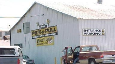 Pick-n-pull - Homestead Business Directory