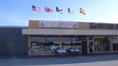 Cafe Seville - Homestead Business Directory