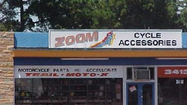 Zoom Cycle Accessories - Homestead Business Directory