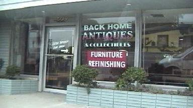 Back Home Antiques Inc - Homestead Business Directory