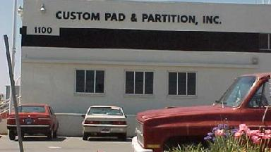 Custom Pad & Partition Co - Homestead Business Directory