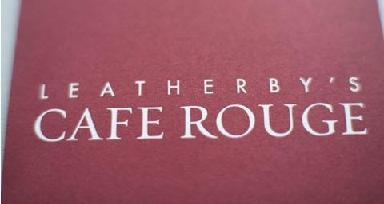 Leatherby&#039;s Cafe Rouge