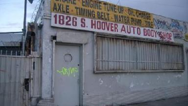 Hoover Auto Body - Homestead Business Directory