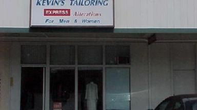Kevin's Tailoring - Homestead Business Directory