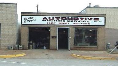 Bob's Automotive Machine Shop