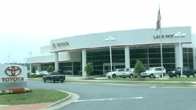 Toyota Of North Charlotte - Homestead Business Directory
