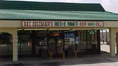Red Coleman's Red-e Mart - Homestead Business Directory