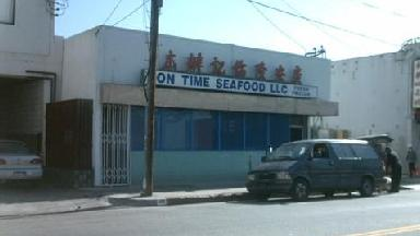 On Time Seafood Llc - Homestead Business Directory