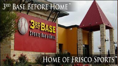 3rd Base Sports Bar and Gill