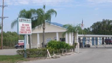A Storage Place - North Fort Myers, FL