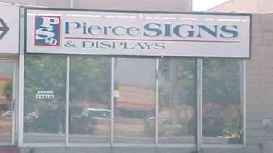 Pierce Signs & Displays Inc - Homestead Business Directory