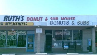 Ruth's Donut House - Homestead Business Directory