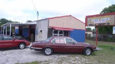 Classic Jaguar - Homestead Business Directory
