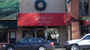 Gussied Up Dog Boutique
