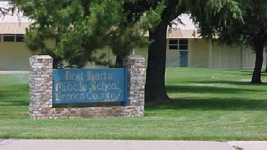 Bret Harte Middle School - Homestead Business Directory