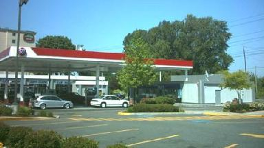 South Center Gasstation