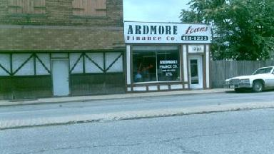 Ardmore Finance Co - Homestead Business Directory